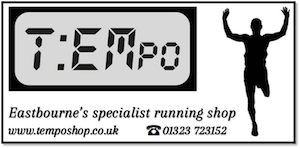 Tempo Eastbourne's specialist running shop
